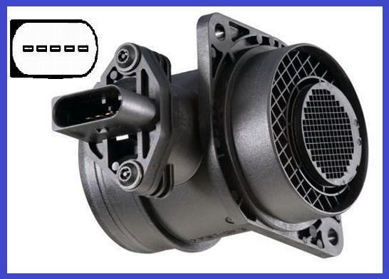 Debimetre D/'air Skoda Fabia Phase 2 1.9 TDi 100cv