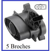 Debimetre d'air Serie 3 + 5 + 7 E46 E39 E38 X5 E53 Diesel