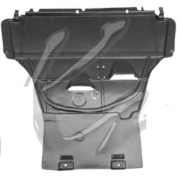 Protection sous moteur Partie arriere Renault Megane