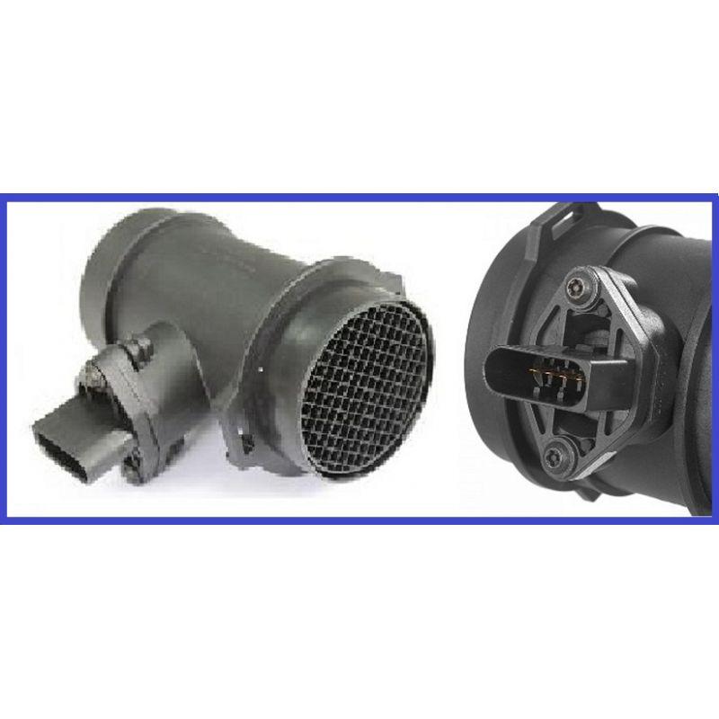 Débitmètre d'air PORSCHE Cayenne 9PA 3.2 i V6 Entrée d'air, alimentation Auto, moto - pièces, accessoires