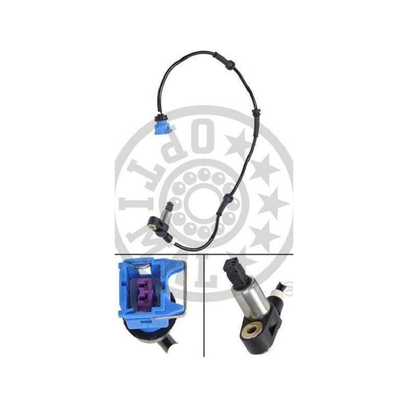 Capteur ABS Arrière gauche ou droit Citroen Saxo Peugeot 106