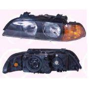 optique de phare avant gauche BMW serie 5 E39