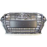 Grille de Calandre Audi A3 3/5 portes AVEC MOULURE CHROMEE
