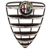 Grille de calandre noir avec moulures chromées Alfa Romeo Mito