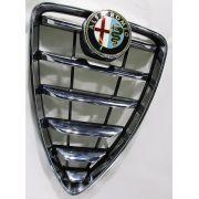 calandre noir avec moulures chromées Alfa Romeo Mito