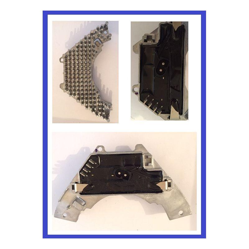 Resistance ventilation Citroen Jumper